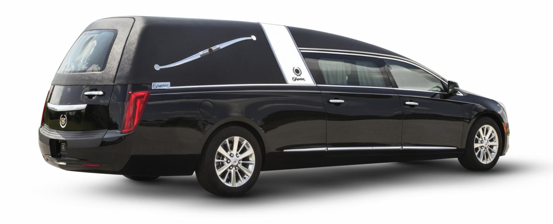 Superior Crown Sovereign Cadillac XTS Hearse