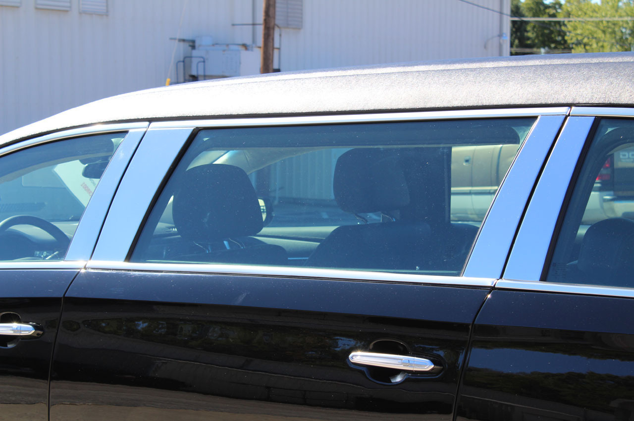 Federal Coach Cadillac Xts 48 Quot Raised Roof Funeral