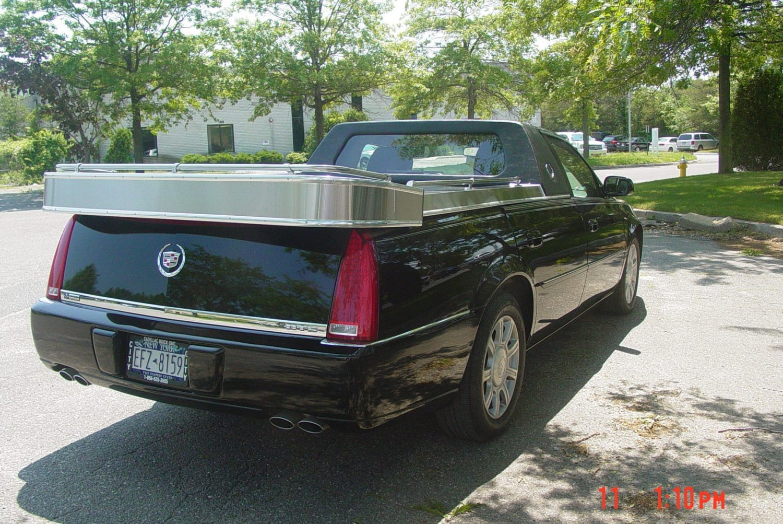 Metropolitan Cadillac Flower Car