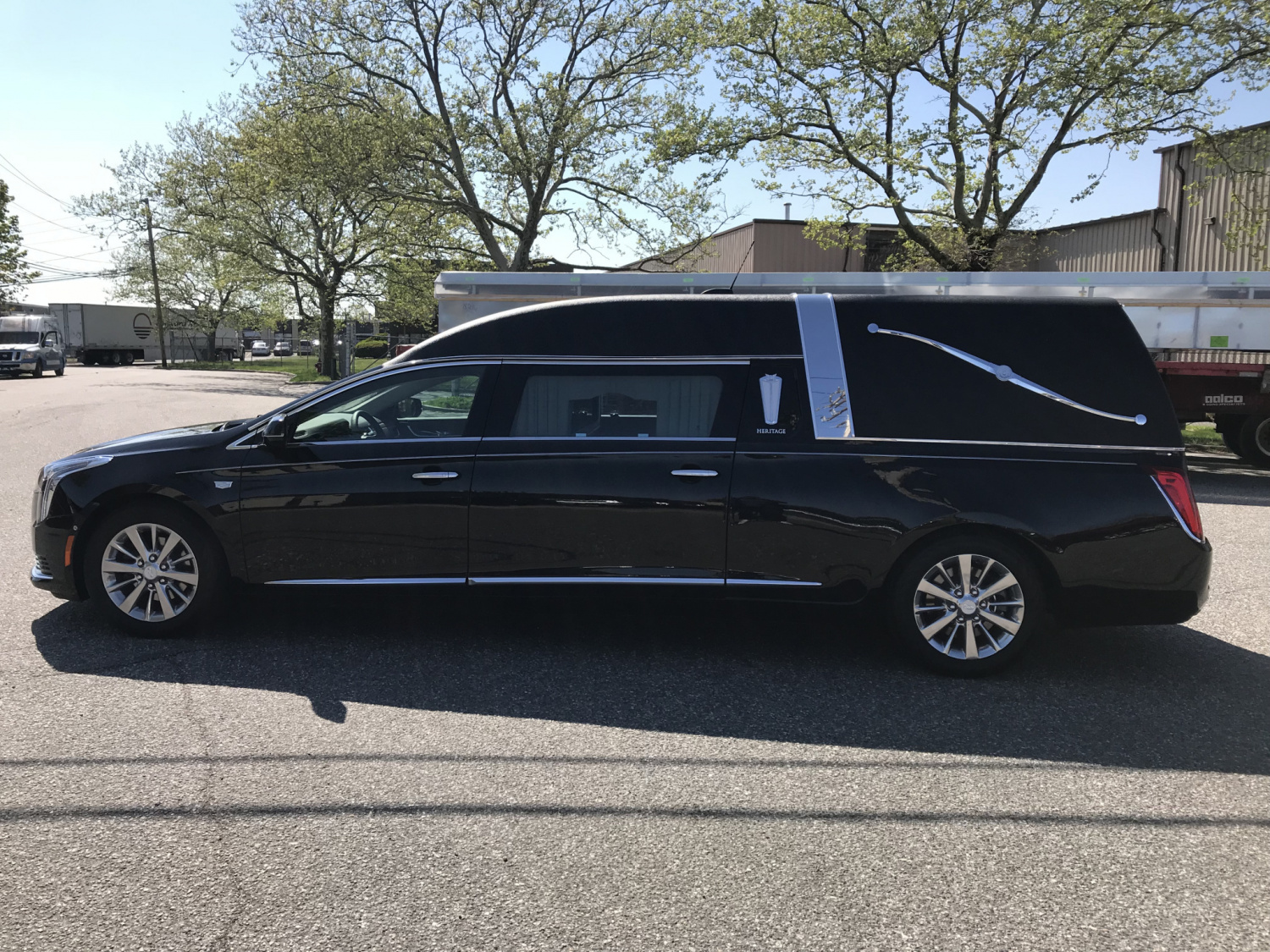 2019 Cadillac Federal Heritage Funeral Hearse Specialty