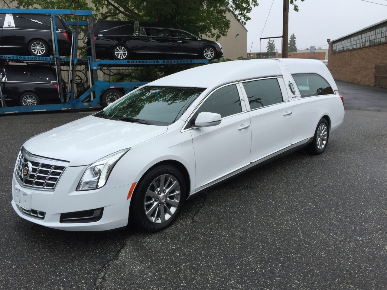 2018 Cadillac Hearse Price New Car Release Date And