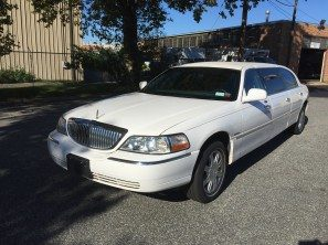 2009 LINCOLN SIX DOOR USED FUNERAL LIMOUSINE