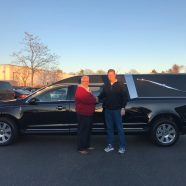 New Delivery: 2018 Lincoln Federal Stratford Funeral Coach delivered to Limited Island Funeral Service Inc.