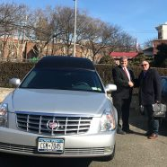 New Delivery: 2011 Cadillac Krystal Funeral Hearse Delivered to Gerard J Neufeld Funeral Home
