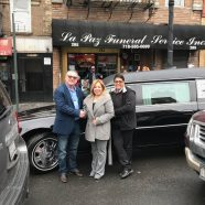 New Delivery: 2010 Cadillac Superior Statesman Funeral Coach Delivered to La Paz Funeral Service, Inc.