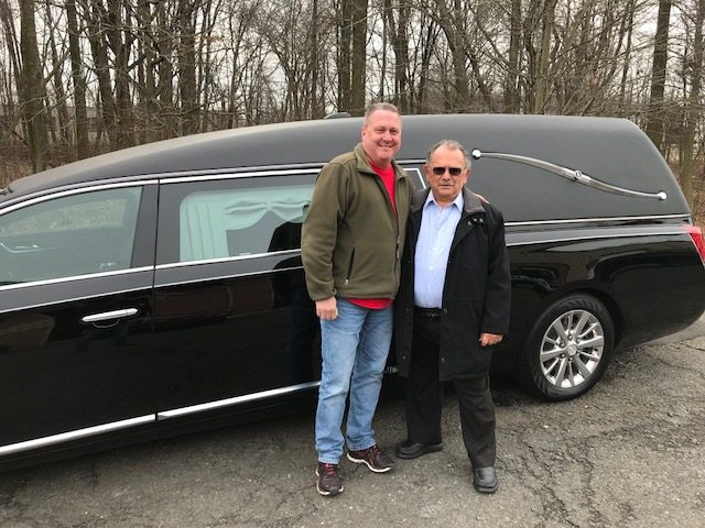 New Delivery: 2018 Cadillac Superior Statesman Hearse Delivered to Roseway Limousine Service