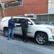 New Delivery: 2015 Cadillac Escalade Metropolitan Delivered to Ebony Funeral Home from Nigeria