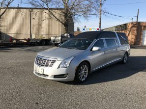 2015 CADILLAC FEDERAL HERITAGE USED FUNERAL COACH
