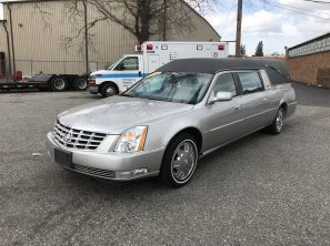 2006 CADILLAC SUPERIOR STATESMAN USED FUNERAL HEARSE