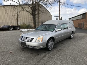 2006 CADILLAC FEDERAL HERITAGE USED FUNERAL HEARSE