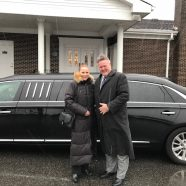 New Delivery: 2015 Cadillac Federal 70″ Six Door Limousine Delivered to Michael J. Grant Funeral Homes, Inc.