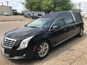 2013 CADILLAC CROWN SOVEREING USED FUNERAL HEARSE