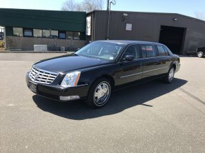 2010 CADILLAC SUPERIOR USED FUNERAL LIMOUSINE