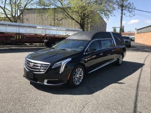 2018 CADILLAC FEDERAL HERITAGE FUNERAL HEARSE