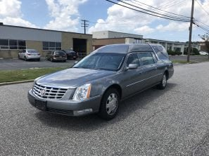 2011 CADILLAC PREMIER USED FUNERAL HEARSE