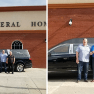2018 Lincoln Federal Heritage Hearse Delivered to Harmony Funeral Home