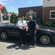 2010 Cadillac LCC Flower Lead Car Delivered to McLaughlin & Mason Funeral Home