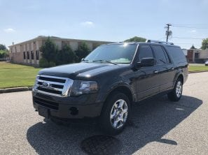 2014 FORD EXPEDITION EL LIMITED EDITION FLEX FUEL