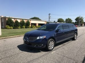 2013 LINCOLN MKT S&S USED SIX DOOR FUNERAL LIMOUSINE