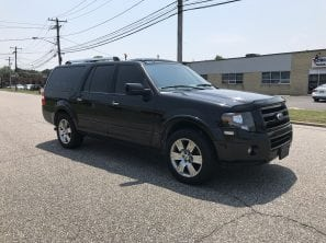2010 FORD EXPEDITION LIMITED EL EDITION FLEX FUEL