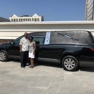 New Delivery: 2014 Lincoln MKT Funeral Hearse Delivered to WMMS Smith Hearse & Limo Services