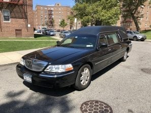 2010 LINCOLN SUPERIOR DIPLOMAT USED FUNERAL HEARSE