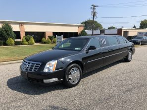 2006 CADILLAC SUPERIOR USED SIX DOOR FUNERAL LIMOUSINE