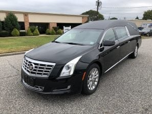 2014 CADILLAC SUPERIOR SOVEREING  USED FUNERAL HEARSE