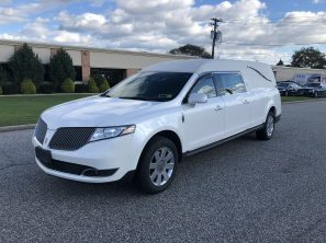 2013 LINCOLN MKT SUPERIOR USED FUNERAL HEARSE