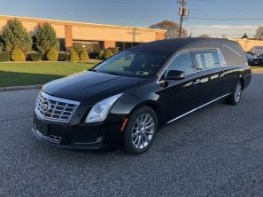 2014 CADILLAC SUPERIOR SOVEREIGN USED FUNERAL HEARSE