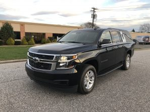 2019 CHEVY SUBURBAN FEDERAL HEARSE CONVERSION