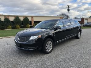 2013 LINCOLN FEDERAL MKT USED SIX DOOR FUNERAL LIMOUSINE