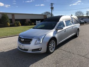 2016 CADILLAC FEDERAL HERITAGE USED FUNERAL HEARSE