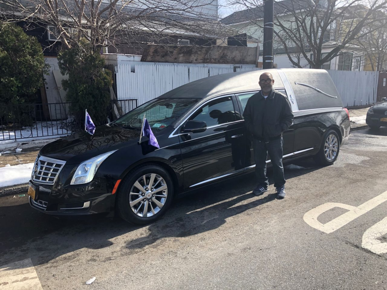 New Delivery: 2013 Cadillac Hearse delivered to Hosten Funeral Service, Inc.