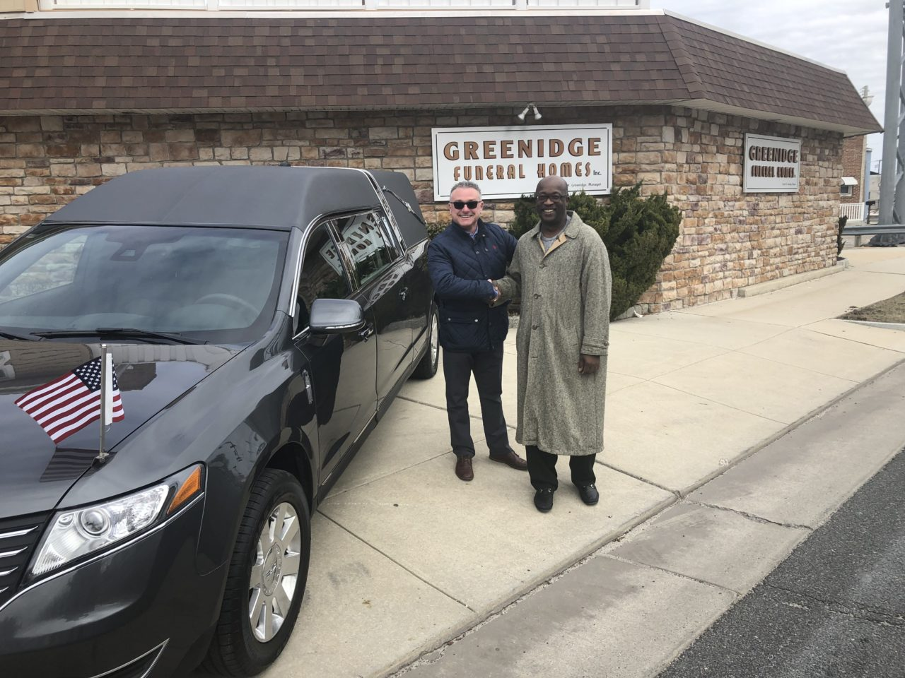 New Delivery: 2019 Federal Heritage Funeral Coach delivered to Greenidge Funeral Homes
