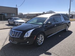 2015 CADILLAC SOVEREIGN USED FUNERAL HEARSE