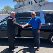 New Delivery: 2019 Cadillac Federal Heritage Hearse delivered to Hannemann Funeral Home