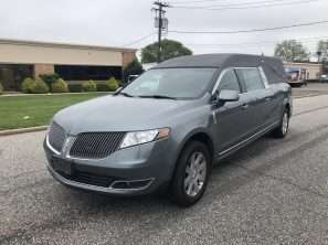 2014 LINCOLN SUPERIOR MKT USED FUNERAL HEARSE