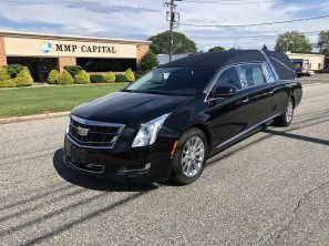 2016 CADILLAC SUPERIOR USED FUNERAL HEARSE