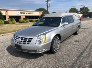 2008 CADILLAC SUPERIOR USED FUNERAL HEARSE