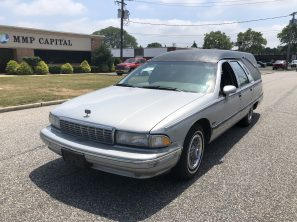 1993 CHEVY CAPRICE EAGLE USED FUNERAL HEARSE