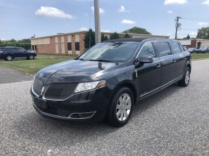 2013 LINCOLN MKT USED FUNERAL LIMOUSINE