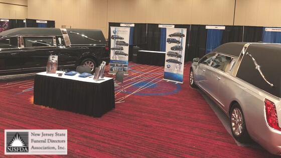 Specialty Hearse Attends NJSFDA Convention & Expo 2019