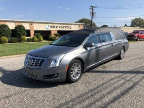2015 CADILLAC SUPERIOR USED FUNERAL HEARSE