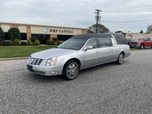 2011 CADILLAC SUPERIOR SUPREME USED FUNERAL HEARSE