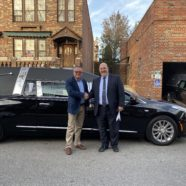 NEW DELIVERY: 2019 Cadillac Federal Funeral Hearse Delivered to Cefalo Livery Corp.
