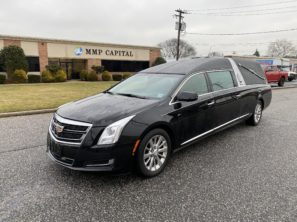 2016 CADILLAC S&S USED FUNERAL HEARSE