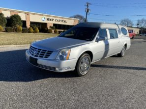 2011 CADILLAC SUPERIOR USED FUNERAL HEARSE