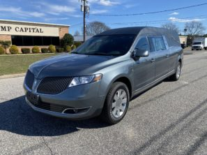2014 LINCOLN MKT USED FUNERAL HEARSE