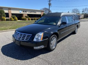 2011 CADILLAC S&S USED FUNERAL HEARSE